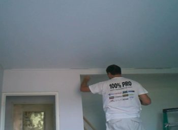 The stretch ceiling system State of Mississippi