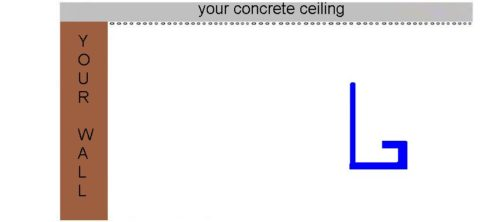 Fabric Vinyl ceiling suspended reflective Stretch Ceiling system glossy in town